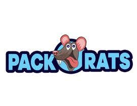 #57 for Logo for company called Pack Rats af faisalinfo