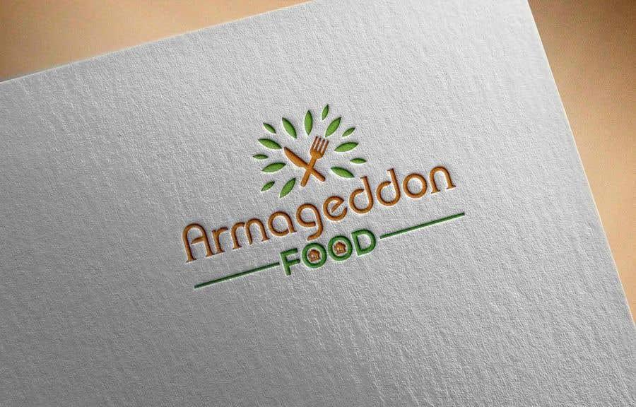 Contest Entry #115 for ARMAGEDDON Logo / Signage design contest