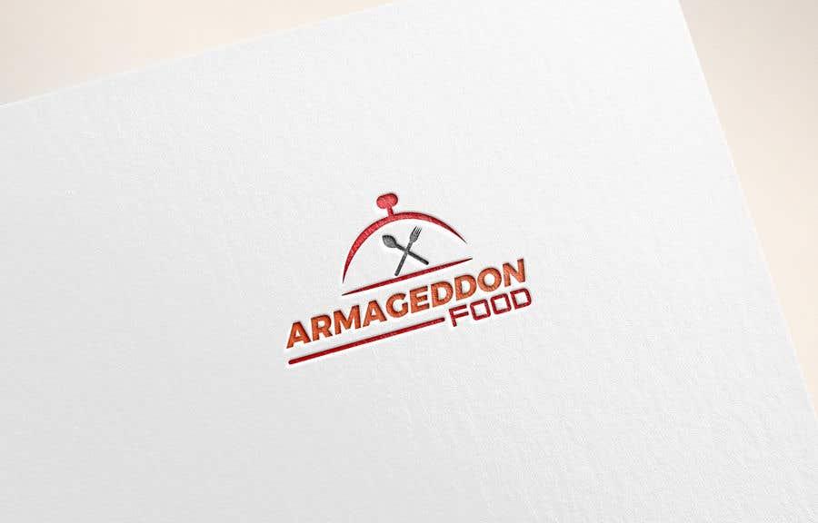 Contest Entry #99 for ARMAGEDDON Logo / Signage design contest