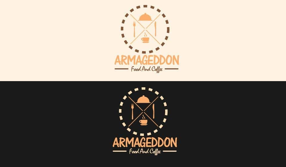 Contest Entry #15 for ARMAGEDDON Logo / Signage design contest