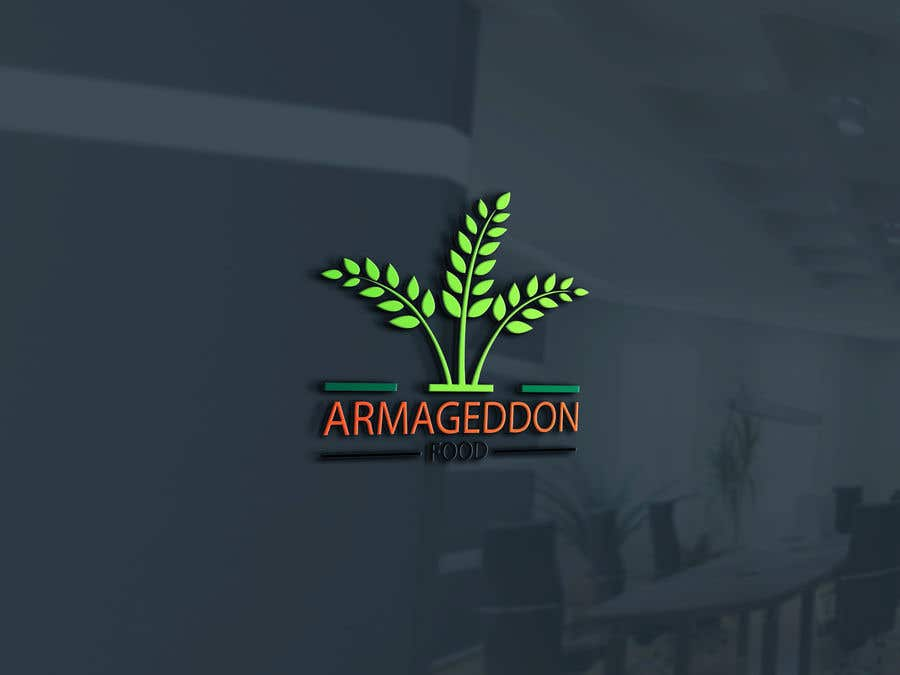 Contest Entry #123 for ARMAGEDDON Logo / Signage design contest