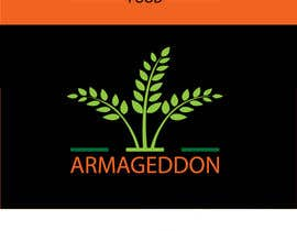#132 for ARMAGEDDON Logo / Signage design contest by sohan952592