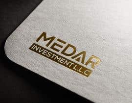 #166 pentru Medar Investment L.L.C Logo, Business Card and Letter Head de către logoexpertbd