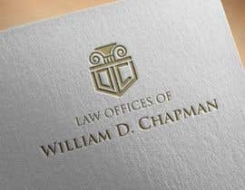 #18 para Logo Design for the Law Offices of William D. Chapman por kdmak