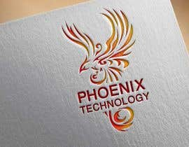 #15 for I need a logo designed. For my IT company.  Fire and Phoenix on white background by afafhessien15