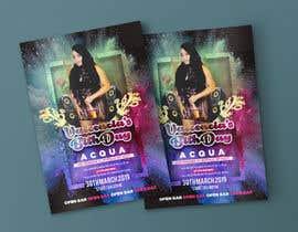 Nro 22 kilpailuun design birthday flyer käyttäjältä meenapatwal