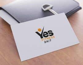 nº 64 pour Design a logo for gym called Yes Fitness par mindreader656871