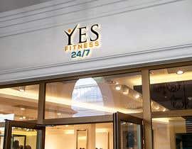 nº 133 pour Design a logo for gym called Yes Fitness par casignart