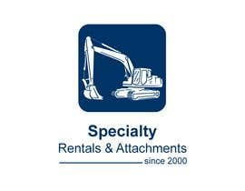 #104 for Specialty Rentals & Attachment Logo by megotv9