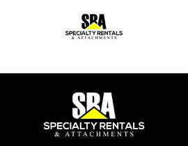 #29 for Specialty Rentals & Attachment Logo by alaxten335