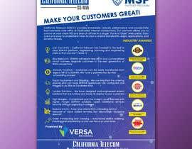 Nro 19 kilpailuun Create Product Brochure käyttäjältä IbtihajSheikh1