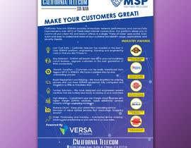 Nro 22 kilpailuun Create Product Brochure käyttäjältä IbtihajSheikh1