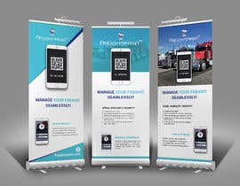 #9 для Design Vertical Banner for Tradeshow от scraaz70