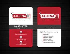 Designopinion tarafından Create a Business Card for Digital Transformation Agency için no 153