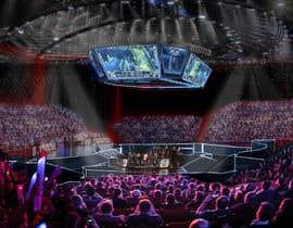 nº 31 pour Design a Digital Visually Immersive Stage for an eSports Auditorium par CCEARC