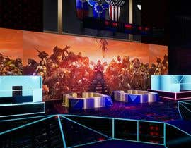 nº 22 pour Design a Digital Visually Immersive Stage for an eSports Auditorium par freemarkcasty91