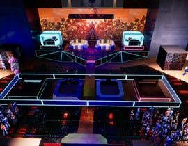 nº 24 pour Design a Digital Visually Immersive Stage for an eSports Auditorium par freemarkcasty91