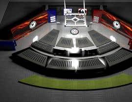 nº 21 pour Design a Digital Visually Immersive Stage for an eSports Auditorium par PedroLuger