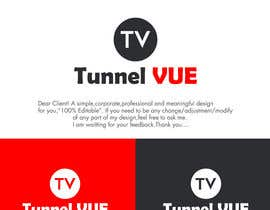 #379 for Tunnel VUE, Inc. by anubegum