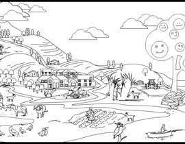 #5 for I need an illustration. Cartoon-ish. Creative. Strong English skills a must. by kesabk