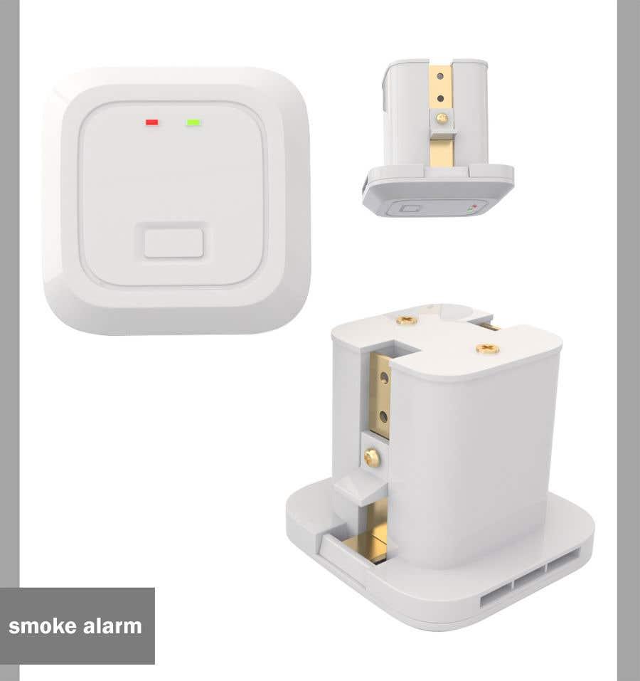 Inscrição nº 7 do Concurso para Flush and Surface mount compatible smoke alarm