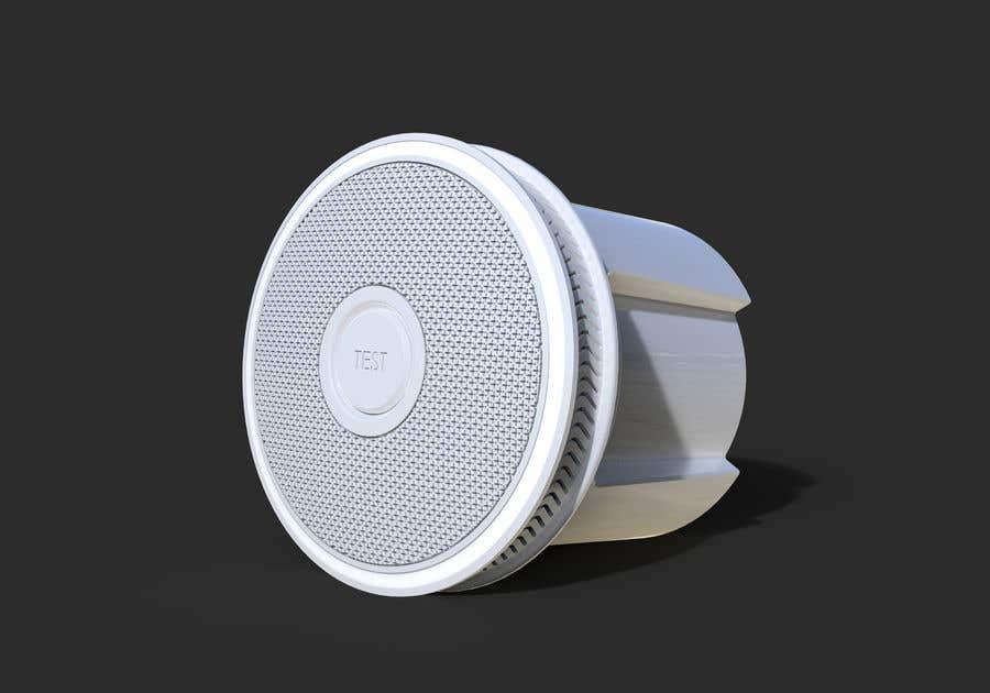 Inscrição nº 8 do Concurso para Flush and Surface mount compatible smoke alarm