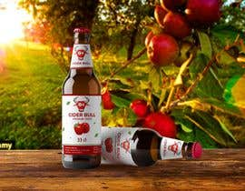 Nro 13 kilpailuun Create a label for an apple cider beverage with different flavors käyttäjältä aes57974ae63cfd9
