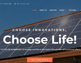 #10 for Have you built a Solar Website in the past ? I would like to hire a Website Developer / Designer by ideveloperjahid