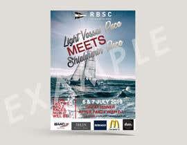 Nro 18 kilpailuun Create a boat race poster käyttäjältä Anojka