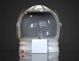 nº 10 pour Plastic Astronaut helmet with visor with 3D printable file in STL format par prashant8080