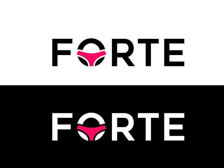 Kilpailutyö #50 kilpailussa Forte Logo