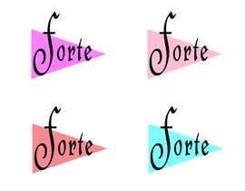 Nro 47 kilpailuun Forte Logo käyttäjältä StoimenT