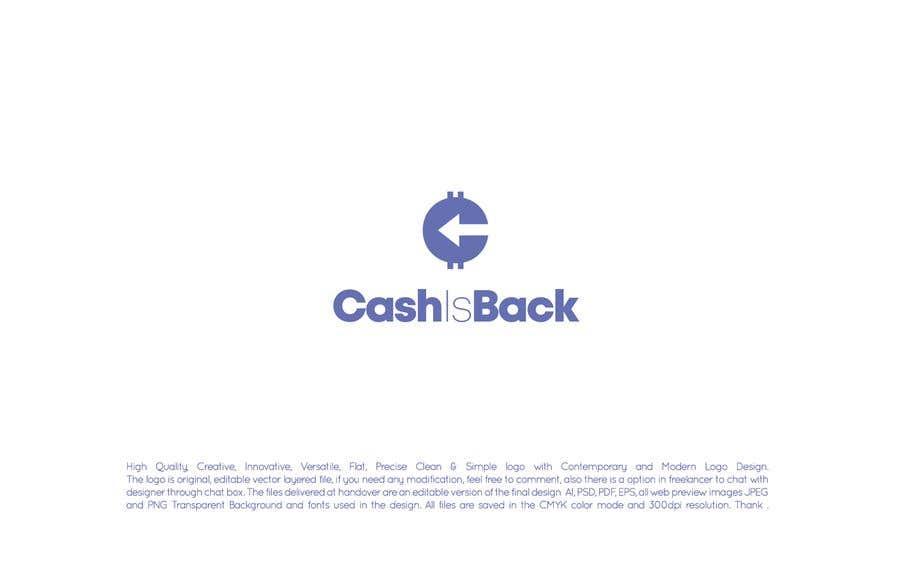 Proposition n°10 du concours Logo Design for website CashIsBack.pl (Cash is Back)