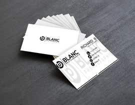 nº 6 pour design business card - BP par Shr13500