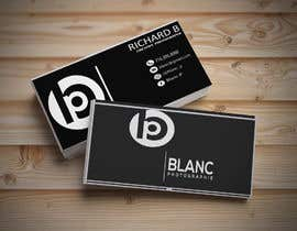 nº 52 pour design business card - BP par Shr13500