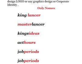 #29 for Corporate Identity and Name for Business similar to fiverr by vishwajeetbb