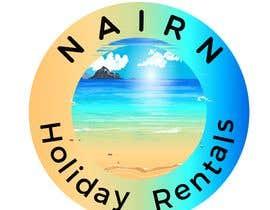 Nro 174 kilpailuun Logo design holiday rental käyttäjältä mdhazratwaskurni