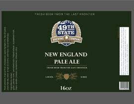 #31 for Beer Label Design #2 by golamrahman9206