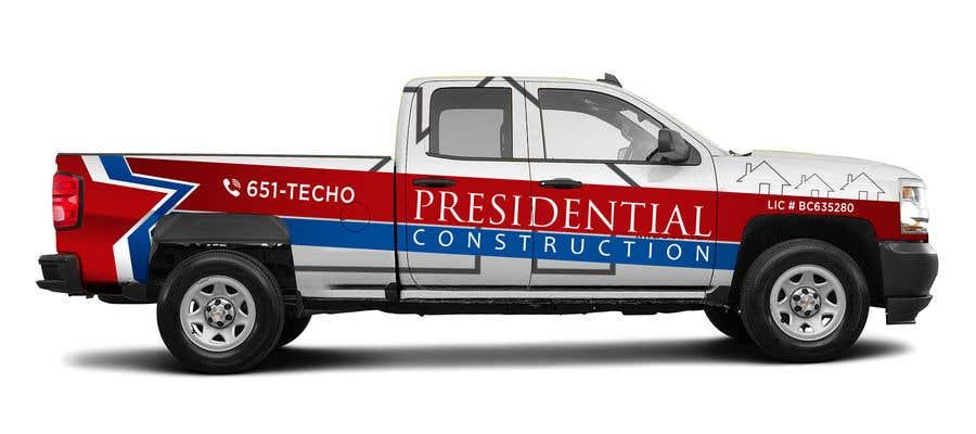 Proposition n°164 du concours Professional Business Vehicle Wrap ($625.00)