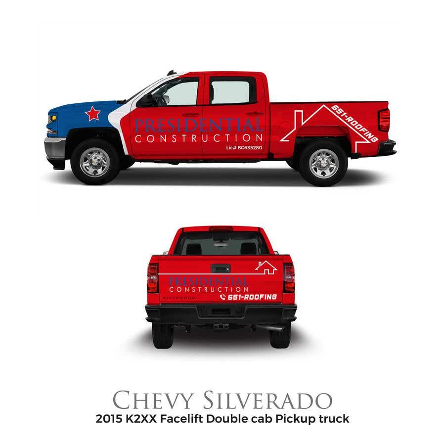 Proposition n°92 du concours Professional Business Vehicle Wrap ($625.00)