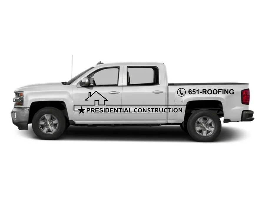 Proposition n°1 du concours Professional Business Vehicle Wrap ($625.00)