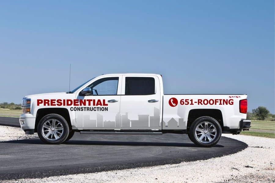 Proposition n°40 du concours Professional Business Vehicle Wrap ($625.00)