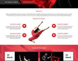 wurfel tarafından 2019 USA Dance National Dancesport Championship Web Page için no 2