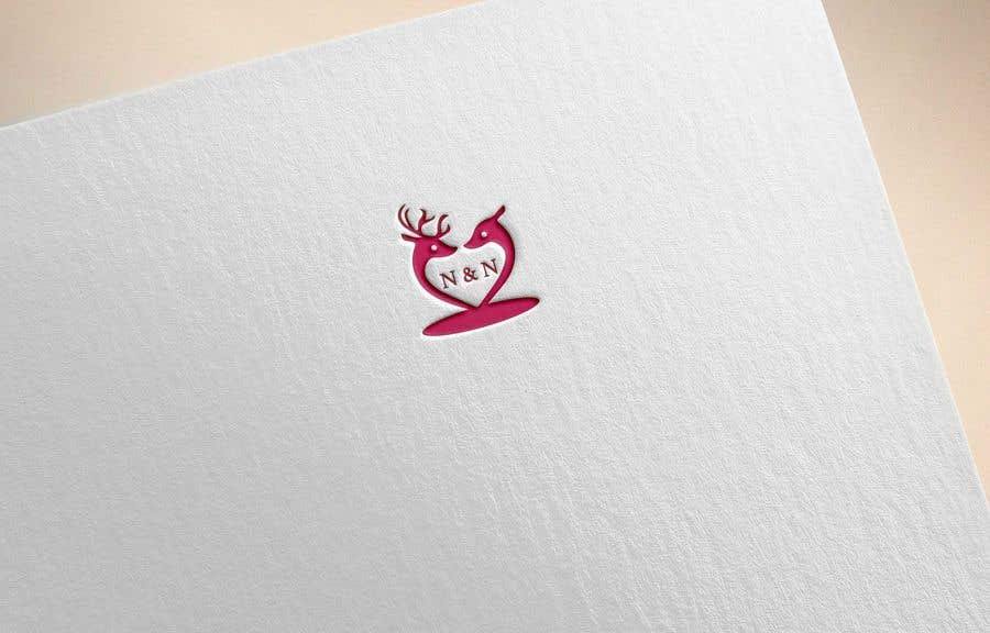 Kilpailutyö #325 kilpailussa Our wedding logo