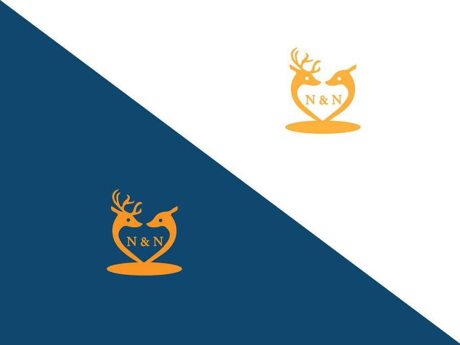 Kilpailutyö #327 kilpailussa Our wedding logo