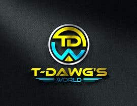 #132 pentru Logo for T-Dawg's World de către samuel2066