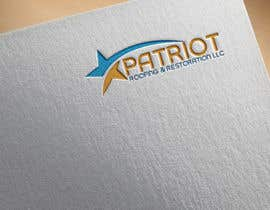#50 for This is a contest to rework the Patriot Roofing & Restoration LLC by studio6751