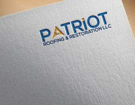 #127 for This is a contest to rework the Patriot Roofing & Restoration LLC by studio6751
