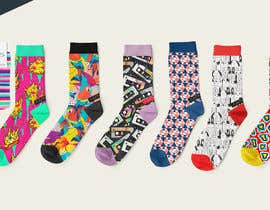 #119 for socks designers af cvinals