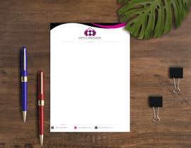 #3 untuk Logo and letter head design oleh jahidul2358